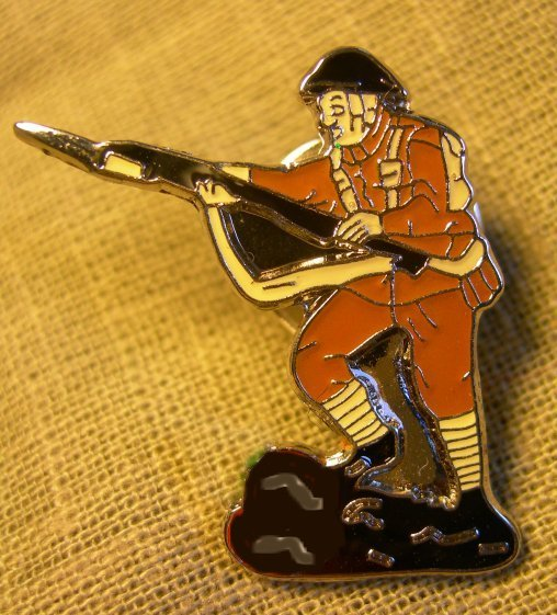Tommy Atkins Badge